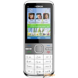 Nokia C5-00 With Games