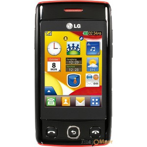 LG T300 Cookie Light