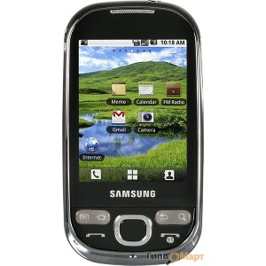 Samsung GT-I5500 Galaxy Ebony Black